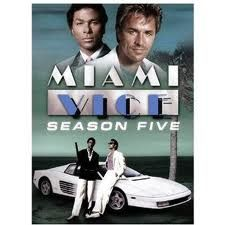 Miami Vice Season Five - the best police show ever!