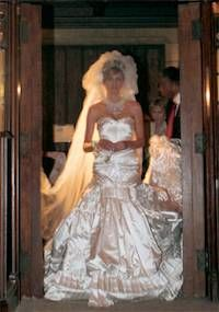Melania Knauss Trump Trump Wedding Melania Trump Wedding Famous Wedding Dresses