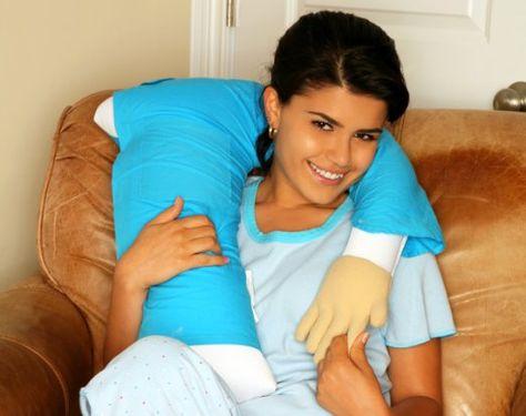 Deluxe Comfort Boyfriend Pillow, Micro Bead