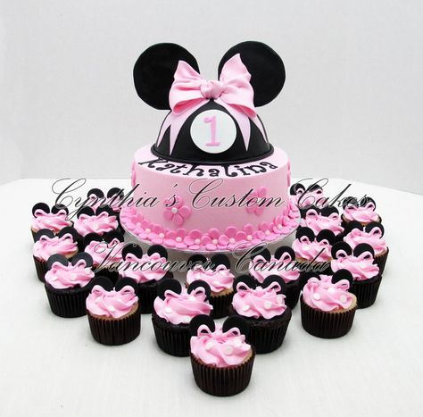 A Minnie Mouse Birthday