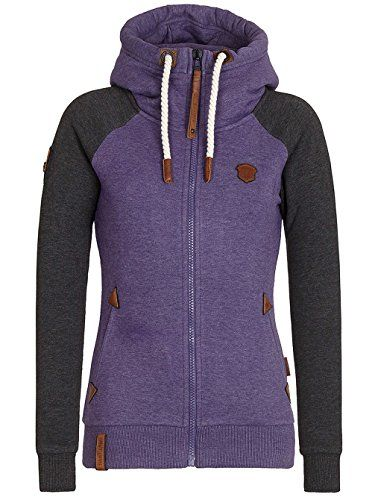 Naketano Women's Zipped Jacket Mach Klar jetzt III | women's