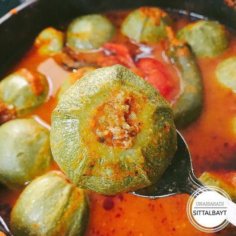Onaisasadi S Instagram Profile Post كوسا محشي هذا نوع من أنواع الكوسا لاتختلف في الطعم ممكن إختلاف لايذكر فقط تختلف في الشكل الك Arabic Food Food Peach