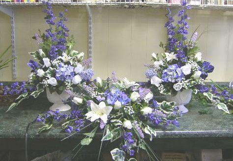 43 Trendy Flowers Arrangements For Church Artificial