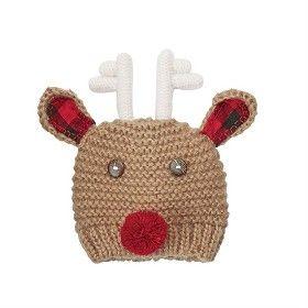6bd3cd2f9 Mud Pie Reindeer Hat | Christmas Kids Fashion | Reindeer hat ...