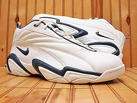 70304c558b Vintage 2001 Nike Flight Size 15 - White Obsidian - 630468 141   Clothing,  Shoes & Accessories, Men's Shoes, Athletic   eBay!