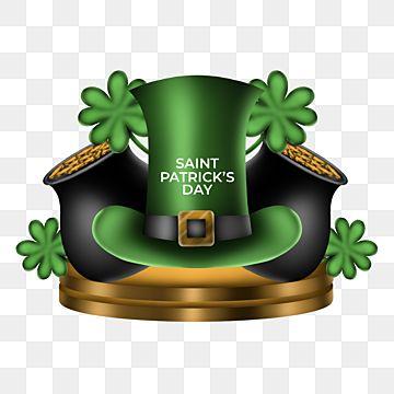Happy Saint Patricks Day Transparent Label Illustration Celtic Clover Ireland Png Transparent Clipart Image And Psd File For Free Download Happy St Patricks Day St Patrick S Day St Patricks Day