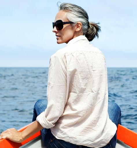 8 Ways Women Get Better With Age: She isn't expecting Prince Charming to save her. Tired of waiting, she does the things she wants to do and surrounds herself with people she truly enjoys.