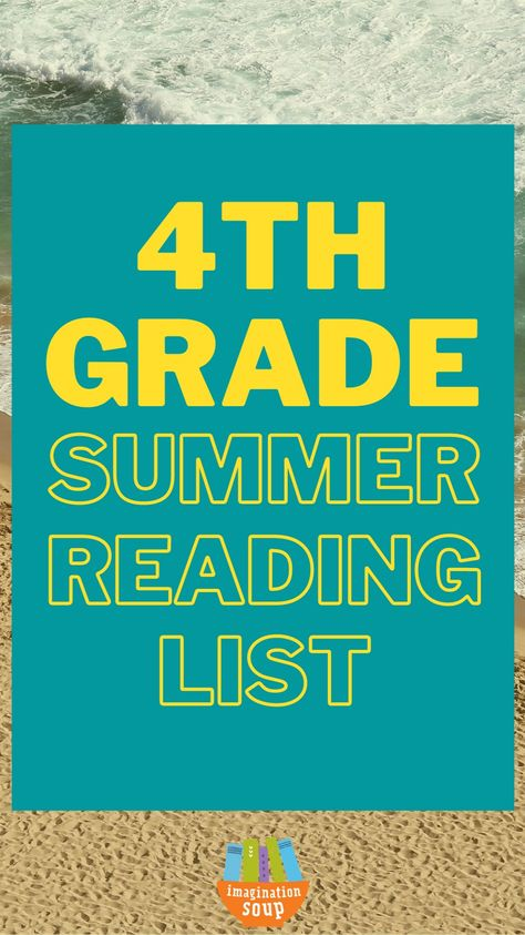 Summer Reading Ideas for 4th Grade (Age 9)