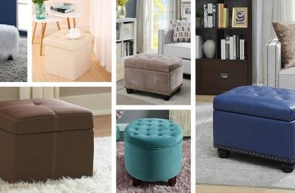 24 Trendy Hassocks And Ottomans To Make Your Room More Relaxing Room Color Design Vintage Laundry Room Decor Vintage Laundry Room