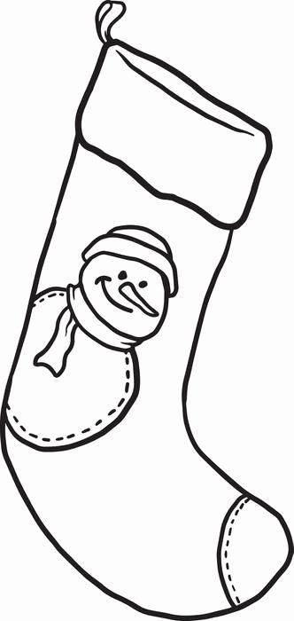 Christmas Stocking Coloring Sheet Inspirational 23 Best Stocking Coloring Page Printable Images On Di 2020