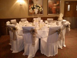 Chair Back Covers Wedding