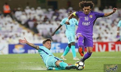 الهلال السعودي يسقط أمام مستضيفه العين الإماراتي Sports Sports Jersey Jersey