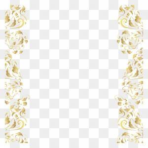 الزهور الإطار الذهبي حر Png و Psd سكرابز اطارات ذهبي دائري Full Size Png Clipart Images Download Wedding Borders Gold Clipart Ornament Frame