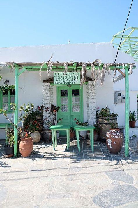 Le carnet de voyage de Céline: Sifnos la plus délicieuse des îles grecques