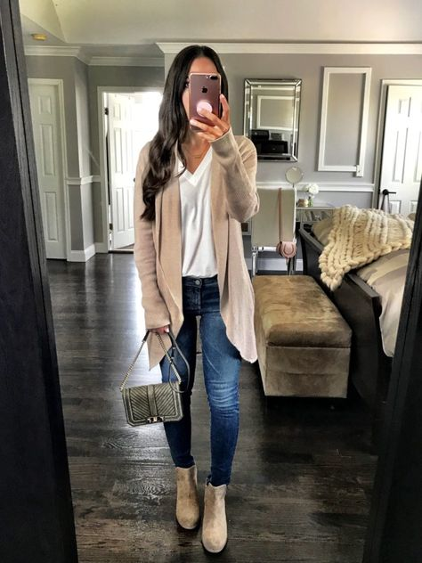Nordstrom Anniversary Sale: My Purchases, Try-ons and Reviews | Leith circle cardigan