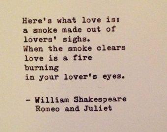 Latest HD Shakespeare Romeo Und Julia Zitate Englisch