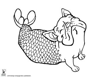 Animal Mermaid Coloring Page Pack 6 Different Pages Mermaid Coloring Mermaid Coloring Pages Animal Coloring Pages