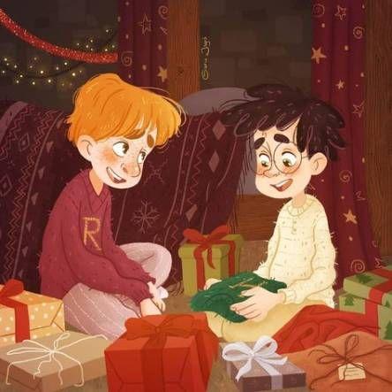 31 Super Ideas For Wallpaper Harry Potter Christmas Harry Potter Illustrations Harry Potter Drawings Harry Potter Art