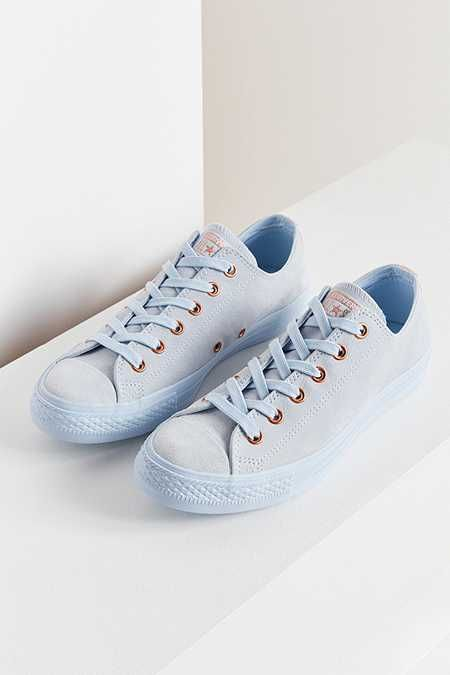 CONVERSE CHUCK TAYLOR ALL STAR SUEDE LOW TOP