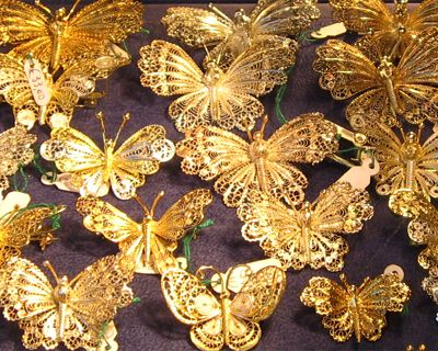 Gold Jewelry From Florence Italy Florentine gold jewelry Jewelry