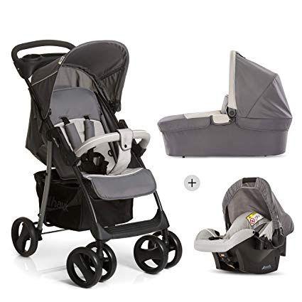 Hauck Shopper Slx Trioset Carros Bebe Coches Para Bebes Carritos De Bebé