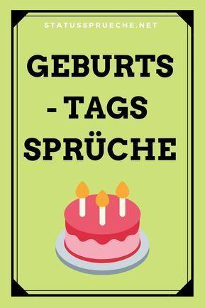 Geburtstags Spruch Whatsapp Spruche Status Spruche Kurz Spruche