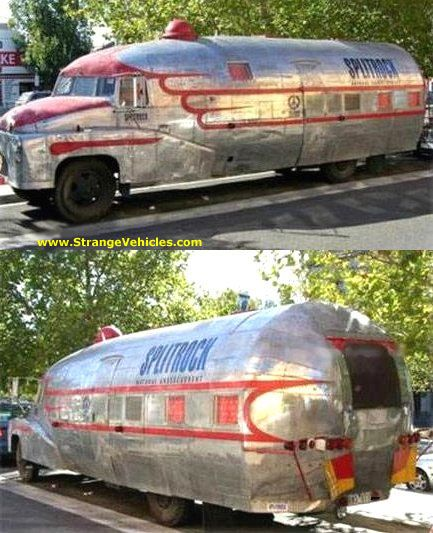 Starstreak Motorhome : starstreak, motorhome, Spectacular, Retro, Campers,, Motorhomes,, Crazy, Conversions, Vintage, Travel, Trailers
