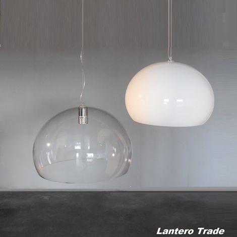 Illuminazione Kartell Shop online kartell , fly led lampada ...