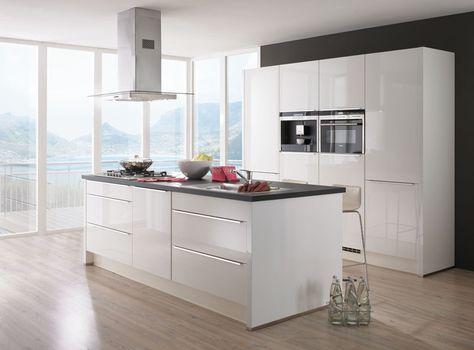 Classic Küche küche Pinterest Kitchens - moderne küchen mit kochinsel