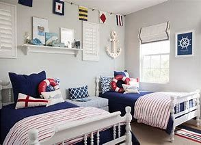 65 Cool And Awesome Boys Bedroom Ideas That Anyone Will Want To Copy Boys Bedroom Decor Blue Bedroom Decor Kids Bedroom Decor Mens nautical bedroom ideas