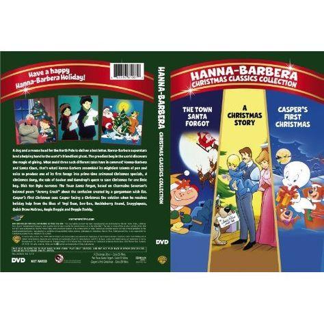 Hanna Barbera Christmas Dvd.Hanna Barbera Christmas Classics Collection 17 99 Amazon
