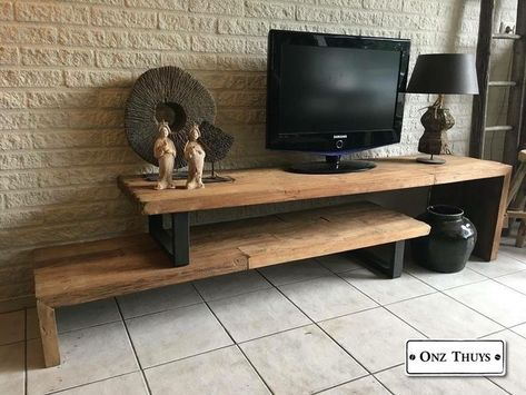 Welp Retro TV Stand and Media Console Ideas | Retro Vintage Style KU-28