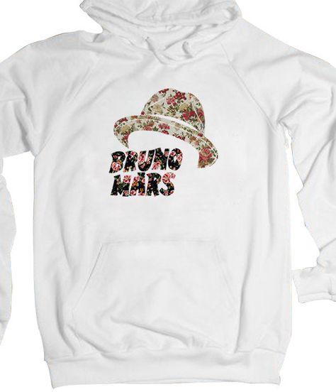 Flower Vintage Bruno Mars Hat Unisex Hoodies, Men And Woman Hoodie, Shirt Hoodie Sweater