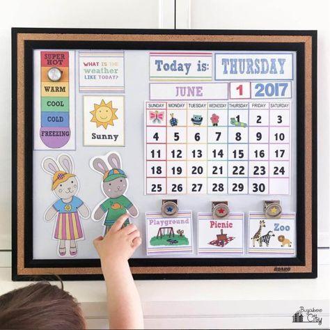 Weather Chart Disney Frozen Preschool Homeschool Weather Journal Magnetic