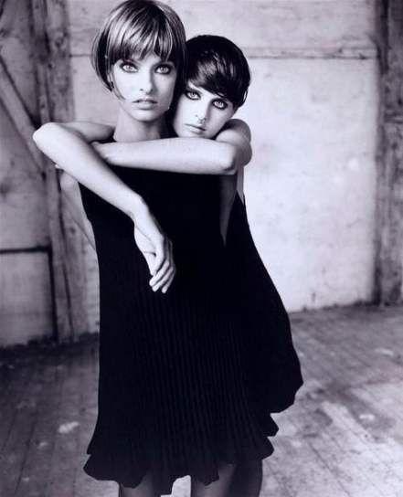 66+ ideas fashion photography black and white linda evangelista