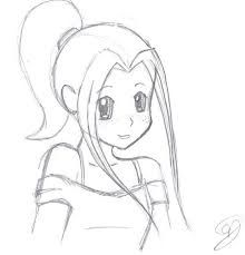 Resultado De Imagem Para Cute Drawings Of People Cartoon Girl