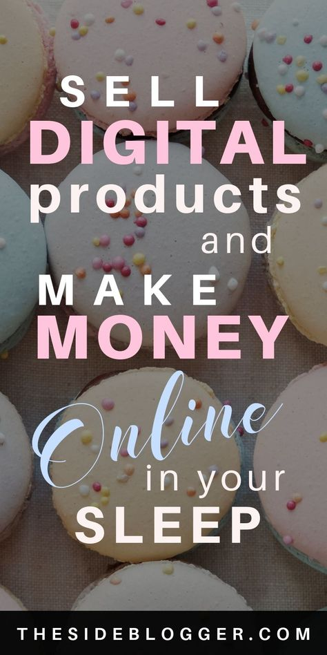 How to Make Money Online Selling Digital Products