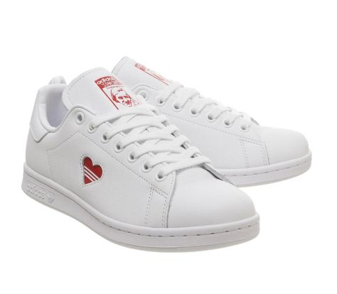scarpe adidas donna bianca e rossa