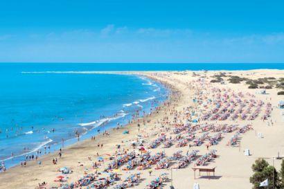 Holidays in #PlayaDelIngles  #GranCanaria