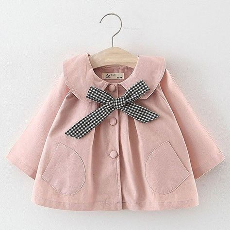 Style: Fashion Material: COTTON Material: Polyester Model Number: outerwear & coats Fit: Fits true to size, take your normal size Fabric Type: Canvas Gender: Baby Girls Outerwear Type: Jackets Material Composition: cotton Pattern Type: Solid Department Name: Baby Collar: Turn-down Collar Item Type: Outerwear & Coats Sleeve Length(cm): Full 35% baby girl coat: children party dress for girl: kids clothing children clothing: hooded children clothes: coat for girls boys coat: coat for boys s Toddler Girl Outfits, Baby Outfits Newborn, Cute Baby Girl Outfits, Outfits Niños, Kids Outfits, Baby Girl Bows, Baby Baby, Baby Girls, Baby Coat