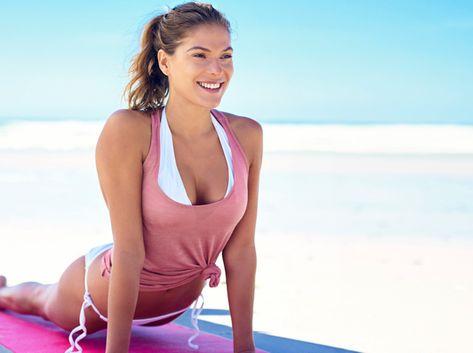 Bikinifit bis zum Sommer - mit diesen Workouts
