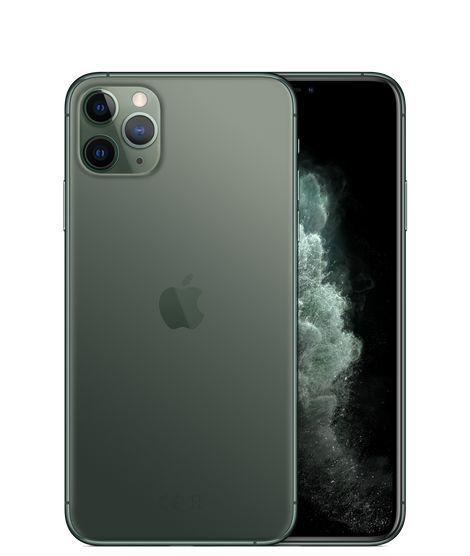 هاتف ابل ايفون 11 برو ماكس مع فيس تايم Apple Phone Iphone Iphone Pro
