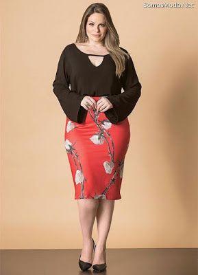 fe6bc92e7 Faldas de moda ¡Hermosas Tendencias en Outfits! | Moda y Tendencias ...