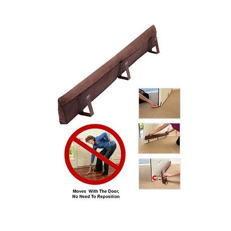 Magnetic Clip On Door Draft Stopper Door Draught Stopper Draft