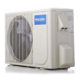 Mrcool Advantage 3rd Gen 24000 Btu 1000 Sq Ft Single Ductless Mini Split Air Conditioner With Heater At Lowes C Ductless Mini Split Ductless Heat Pump Ductless