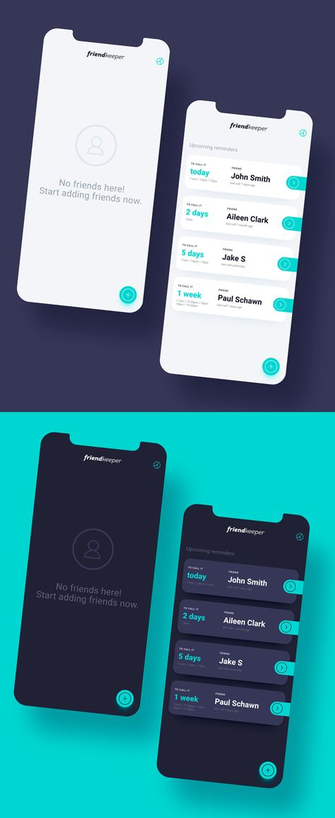 25 Modern Mobile App UI Design with Amazing UX | Inspiration | Graphic Design Junction