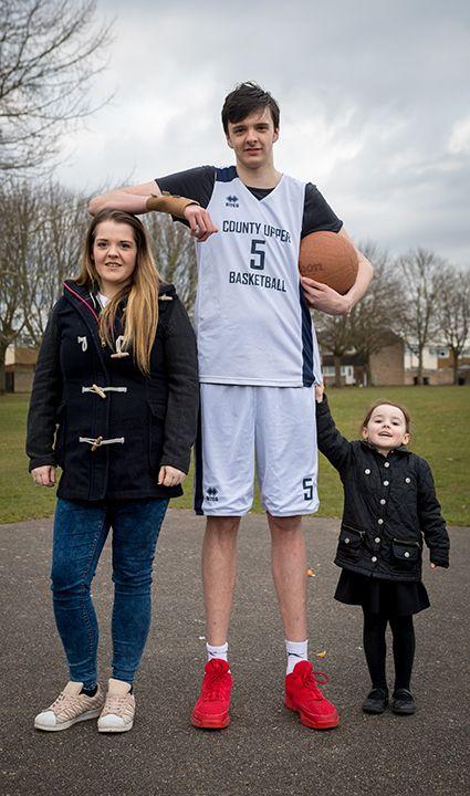 Tall guys meet Where can