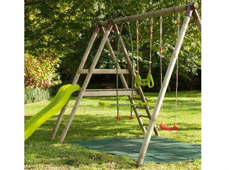 Comment Choisir Ses Jeux De Plein Air Pour Enfants Portique De Jeux Jeux Plein Air Et Plein Air