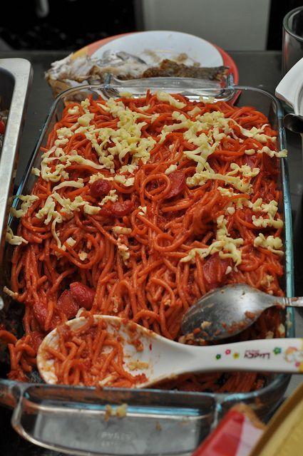 Filipino Spaghetti Please Like Share Repin Thanks Filipino Spaghetti Recipes Spaghetti Recipes