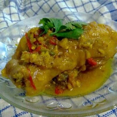 Resep Ayam Betutu Juara Harus Recook Oleh Xander S Kitchen Resep Resep Ayam Resep Masakan Masakan